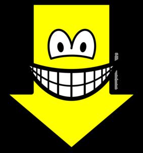 Down smile