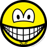 Asshole smile