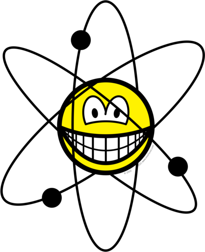 Atom smile