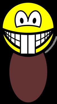 Beaver smile