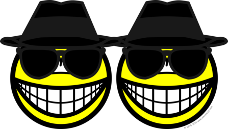 Blues Brothers smilies