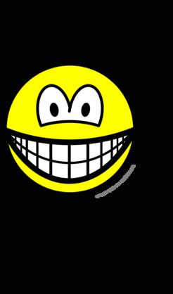 Bo smile