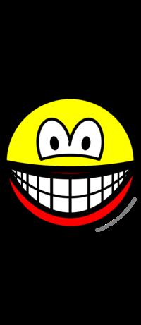 Bobber smile