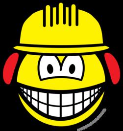 Builder smile