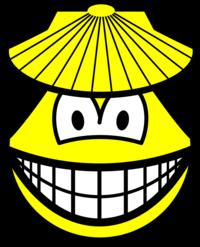 Clam smile