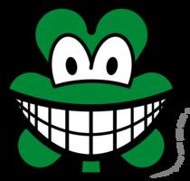 Clover smile