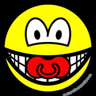 Dummy smile