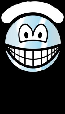 Cool smile