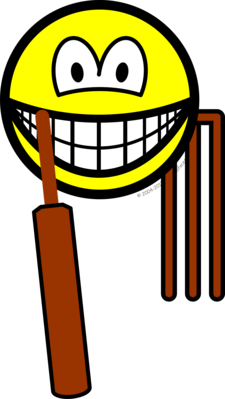 Cricket smile