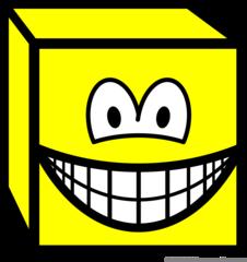 Cube smile