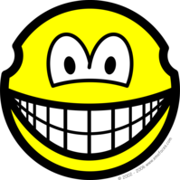 Earless smile