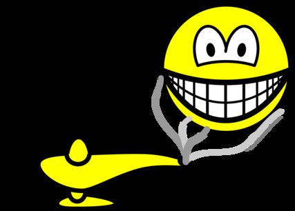 Genie smile
