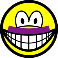 Got wine smile