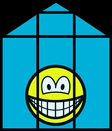 Greenhouse smile