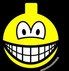Grenade smile