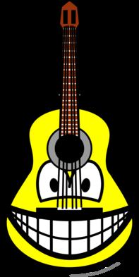 Guitar smile