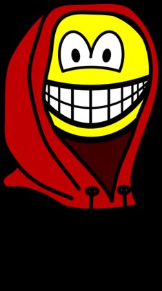 Hoodie smile