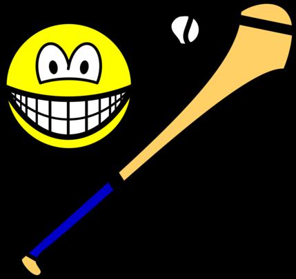 Hurling smile