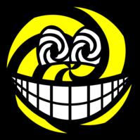 Hypnotic smile