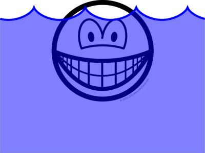 Iceberg smile
