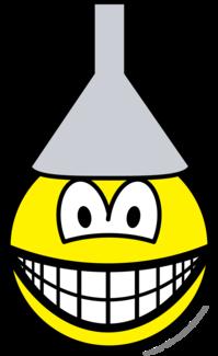 Idiot smile