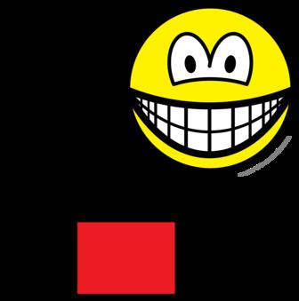 Jack in the box smile