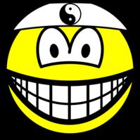 Karate smile