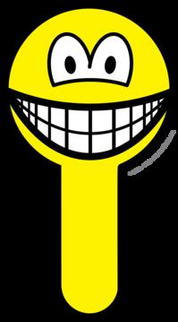 Key hole smile