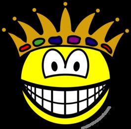King smile