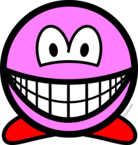 Kirby smile