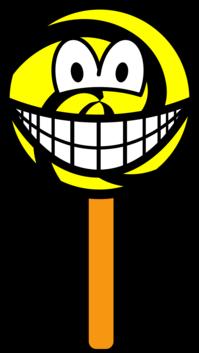 Lollipop smile