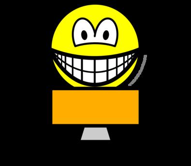 Lunar module smile