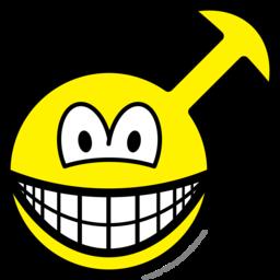Male smile