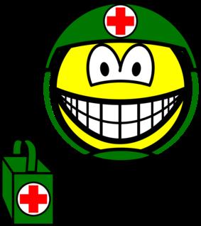 M*A*S*H smile