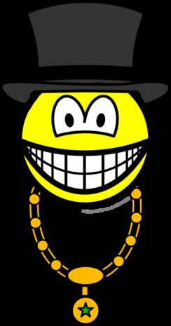Mayor smile
