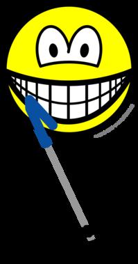 Metaldetector smile