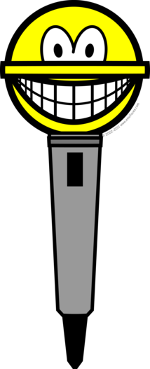 Microphone smile