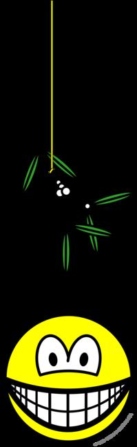 Mistletoe smile
