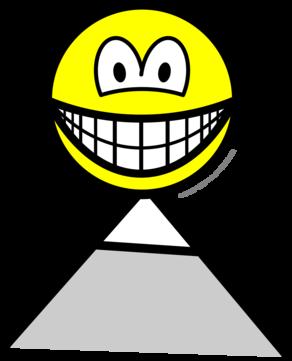 Mountaineer smile
