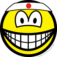 Ninja smile