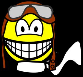 Pilot smile
