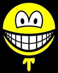 Penis smile