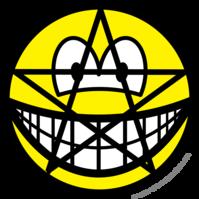 Pentacle smile