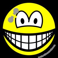Pierced smile