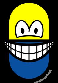 Pill smile
