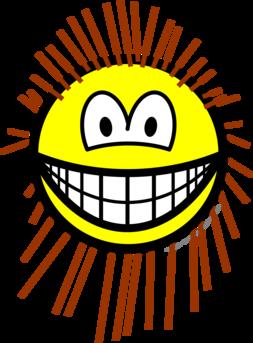 Porcupine smile