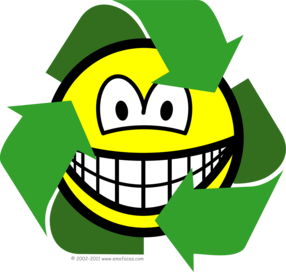 Recycle smile