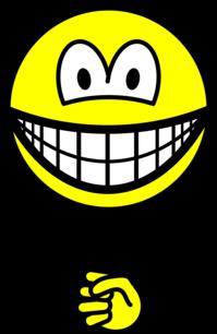 Rock smile