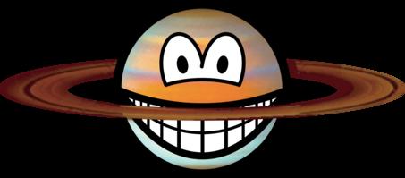 Saturn smile