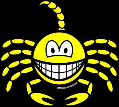 Scorpio smile